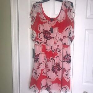 The Limited- Floral Dress